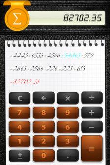 Statistics Calculator 2 Les bons plans de lApp Store ce vendredi 23 mars 2012
