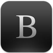 TestByWord 001 Test de ByWord   Un éditeur de texte totalement intégré à lunivers Apple (2,39€)