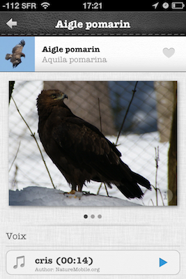 TestLesOiseauxProHD 003 Test de Les oiseaux PRO HD : Devenez incollable sur les oiseaux ! (9,99€)