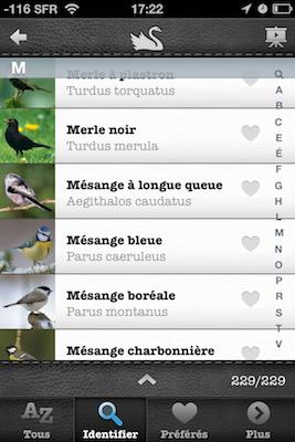 TestLesOiseauxProHD 007 Test de Les oiseaux PRO HD : Devenez incollable sur les oiseaux ! (9,99€)