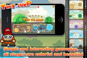 Tiny Jump Les bons plans de lApp Store ce mercredi 18 juillet 2012