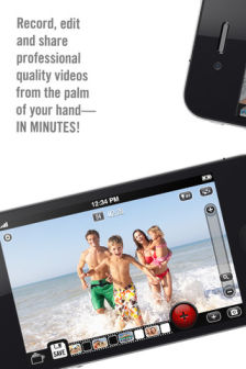 Video camera 1 Lexcellente application de montage Video Camera passe gratuite temporairement !