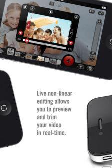 Video camera 2 Lexcellente application de montage Video Camera passe gratuite temporairement !
