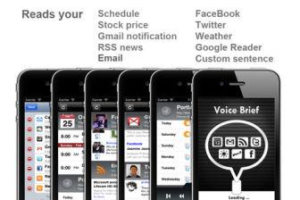 Voice Brief Les bons plans de lApp Store ce mardi 13 mars 2012