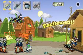 Zombie pie Les bons plans de lApp Store ce mardi 13 mars 2012