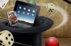iPad Magie Vidéo : 7 iPad, de la magie et beaucoup de poésie
