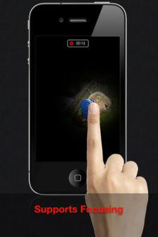 iRec Black Les bons plans de lApp Store ce jeudi 9 août 2012