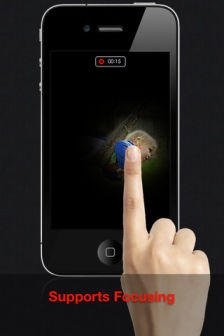 iRec Black Les bons plans de lApp Store ce samedi 17 mars 2012