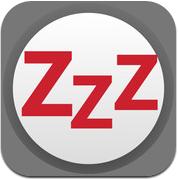 icon snooze Lapplication Snooze Me est temporairement gratuite en partenariat avec App4Phone