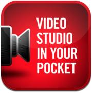 icon video camera Lexcellente application de montage Video Camera passe gratuite temporairement !