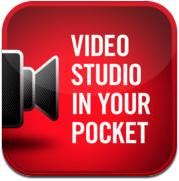 icon video camera Lexcellente application de montage Video Camera passe gratuite temporairement !