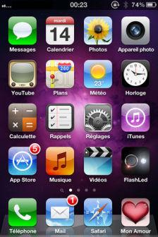 mon amour 2 Lapplication Mon Amour V2 est gratuite en partenariat avec App4Phone !