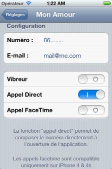 mon amour 3 Lapplication Mon Amour V2 est gratuite en partenariat avec App4Phone !