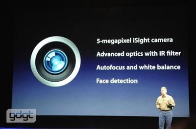 nouvel ipad apn Apple présente The New iPad