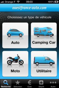 ouest france auto Les bons plans de lApp Store ce vendredi 2 mars 2012