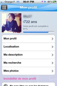 photo 2 200x300 Easy Flirt (gratuit + abonnement facultatif 9,99€/mois) : une app pour trouver lâme soeur
