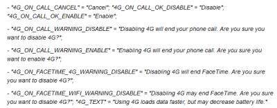 rumeur sem 12 4G Les rumeurs de la semaine: écran 4,6 pouces, 4G et IOS 6...