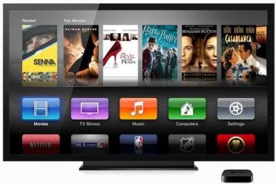 rumeur sem 12 Apple TV Les rumeurs de la semaine: écran 4,6 pouces, 4G et IOS 6...