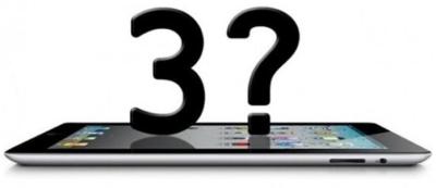 rumeur semaine 9 ipad 3 Les rumeurs de la semaine: MacBook 14 et les dernières pour liPad 3