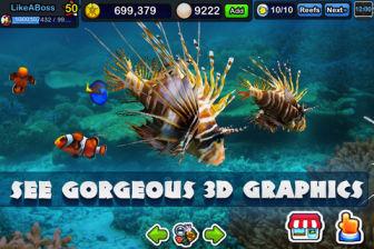 tap reef 2 Les bons plans de lApp Store ce jeudi 15 mars 2012