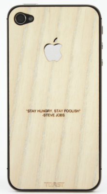 toast texte Customiser son iPhone avec Toast