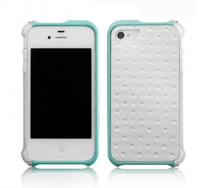 Test du Bumper Aluminium Element Case Vapor Comp pour iPhone 4/4S…(44,95€)