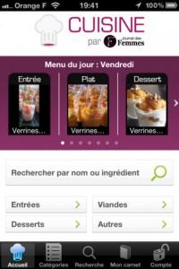 25 000 Recettes 200x300 Dossier : faire la cuisine grâce à son iPhone / iPad