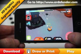 AR Defender Les bons plans de lApp Store ce jeudi 12 avril 2012