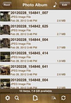 AirDisk Pro Les bons plans de lApp Store ce dimanche 8 avril 2012