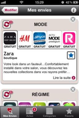 Apps for you Apps For You (gratuit) : Un nouvel annuaire dapplications iPhone