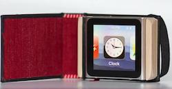 Book pour Nano Un étui livre ultra petit pour iPod Nano