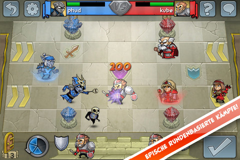 Capture Screen Knight Fight, alias lusurpateur didentité de lApp Store