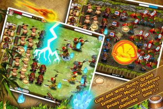 Castle attack Les bons plans de lApp Store ce lundi 30 avril 2012