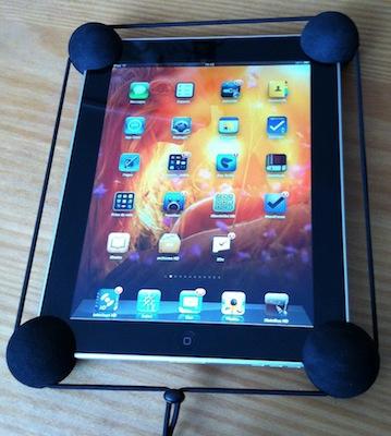 CcrsiBallz 007 Concours 2 iBallz à gagner (19€): une solution alternative à la coque pour votre iPad