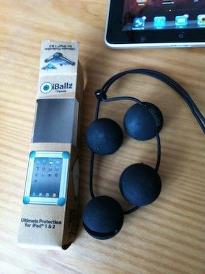 CcrsiBallz 019 Concours 2 iBallz à gagner (19€): une solution alternative à la coque pour votre iPad