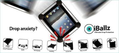 CcrsiBallz 021 Concours 2 iBallz à gagner (19€): une solution alternative à la coque pour votre iPad