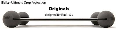 CcrsiBallz 022 Concours 2 iBallz à gagner (19€): une solution alternative à la coque pour votre iPad