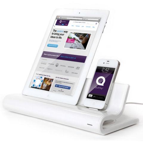 Converge usb hub Converge USB : Un Dock élégant pour recharger tous vos appareils