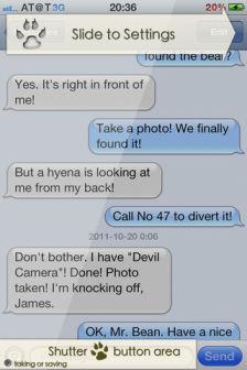 DevilCamera Les bons plans de lApp Store ce mercredi 25 avril 2012