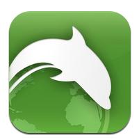 Dolphin Browser logo Mise à jour de Dolphin Browser : fonction vocale ajoutée au navigateur