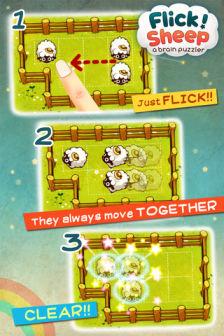 Flick sheep Les bons plans de lApp Store ce jeudi 19 avril 2012