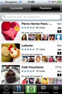 FoodReporter 200x300 Dossier : faire la cuisine grâce à son iPhone / iPad