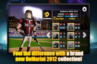 HomeRun Battle 3D Les bons plans de lApp Store ce jeudi 5 avril 2012