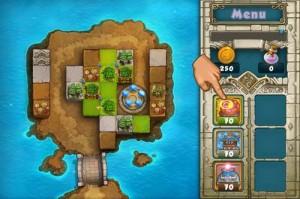 IMG 0508 300x199 Test de Treasure Defense HD : un bon Tower Defense...(1,59€)