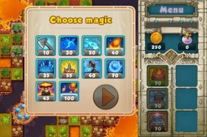 IMG 0522 300x199 Test de Treasure Defense HD : un bon Tower Defense...(1,59€)