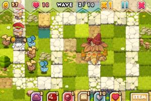 IMG 0755 300x200 Elf Defense Eng, un jeu de tower defense réussi! (gratuit)