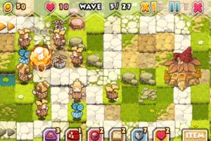 IMG 0791 300x200 Elf Defense Eng, un jeu de tower defense réussi! (gratuit)