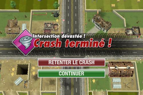 IMG 0981 500x333 Test de Burnout Crash (3,99€) : un sacré défouloir !