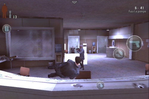 IMG 1063 500x333 Test de Max Payne Mobile pour iPhone et iPad (2,39€)