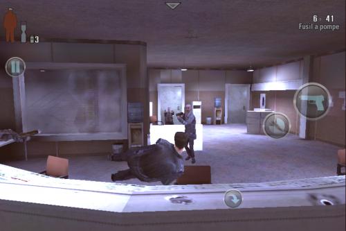 IMG 1063 500x333 Test de Max Payne Mobile pour iPhone et iPad (2,39€)
